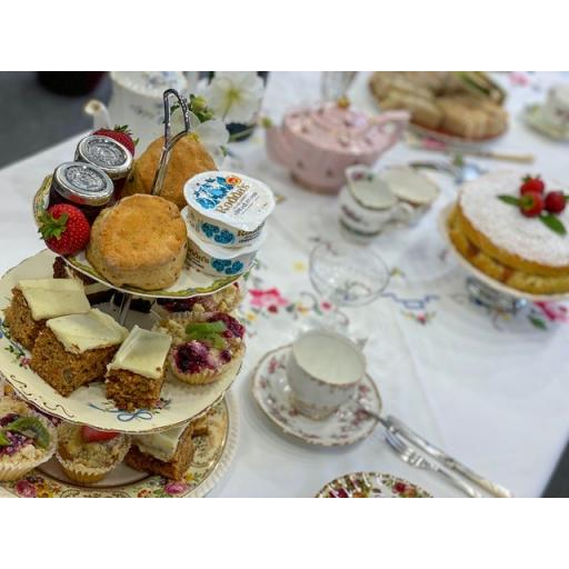 Afternoon Tea - Treat yourself or loved ones! (minimum order x 2 people)